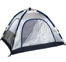 אוהל מנגנון פטנט בן רגע לארבעה איש OUTDOOR