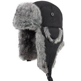 כובע כלב עם פרווה