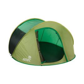 אוהל בן רגע אצטק פרוג Aztec Frog 4