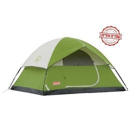 אוהל סנדום ל-4 קולמן Coleman Sundome