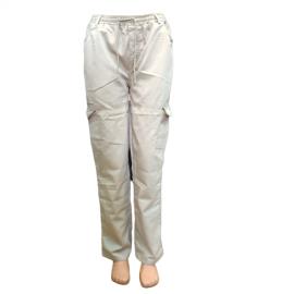 """מכנסי חאקי דגמ""""ח 5 כיסים עם גומי"""