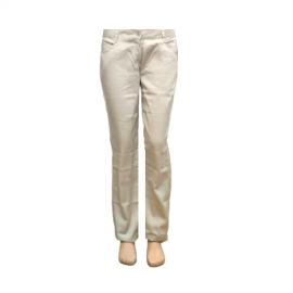 מכנסי חאקי צופים גיזרה נמוכה לבנות