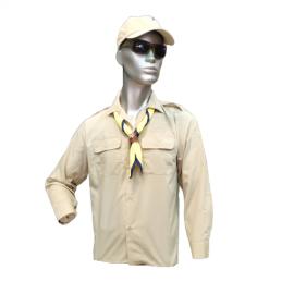 חולצת חאקי