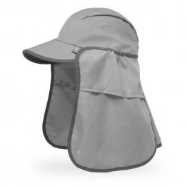 כובע קיץ Sunday Afternoons SUN GUIDE CAP - אפור