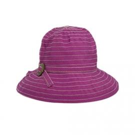 כובע רחב שוליים  Sunday Afternoons Emma-ורוד