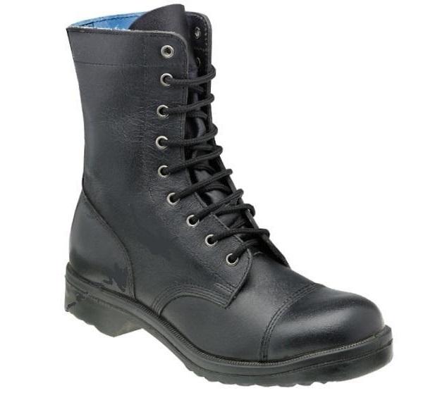 נעלי צבא קלות עם הפס הכחול