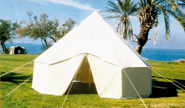 אוהל 16 ברזנט צבאי של חגור