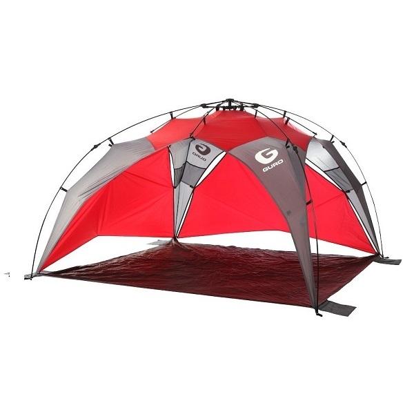 אוהל צל בן רגע לחמישה גורו נירוונה Guro Nirvana