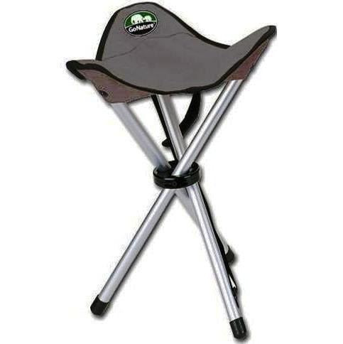 כסא אלומיניום 3 רגליים לטיולים ולמוזיאון