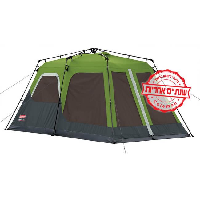 אוהל בן רגע קולמן 8 COLEMAN