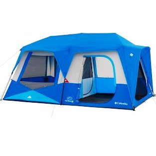 אוהל קולומביה בן רגע Columbia Fall River 8