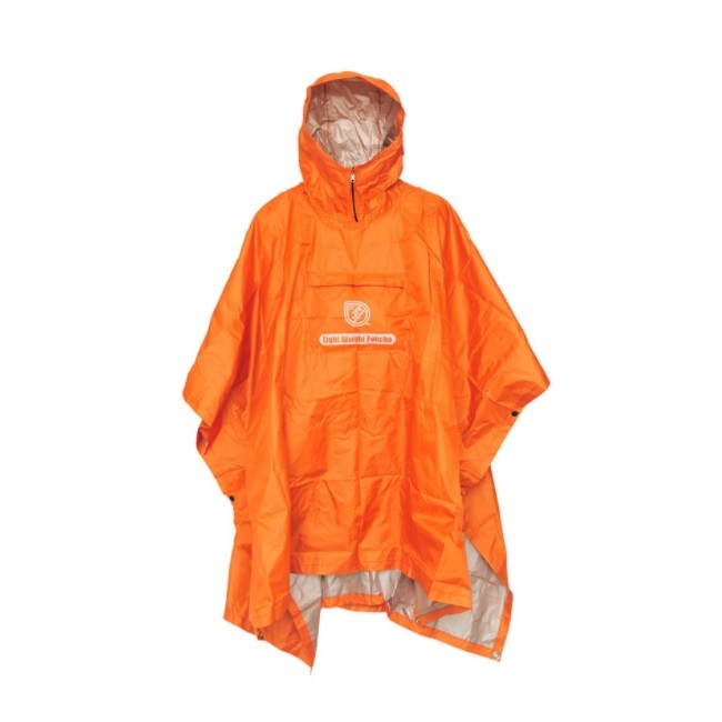 מעיל גשם פונצו נגד מים