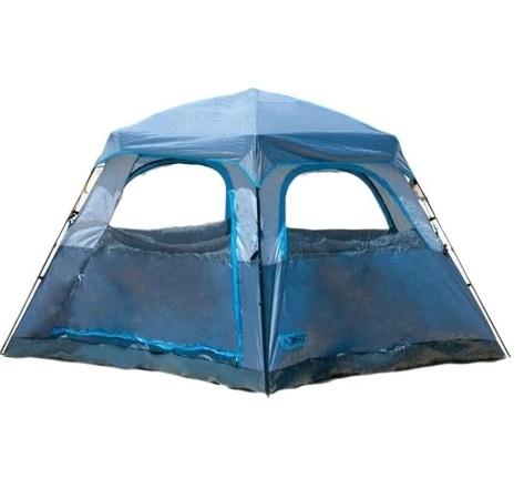 אוהל בן רגע ל-6 אנשים
