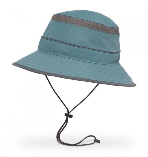 כובע רחב שוליים  Sunday Afternoons Solar Bucket- כחול