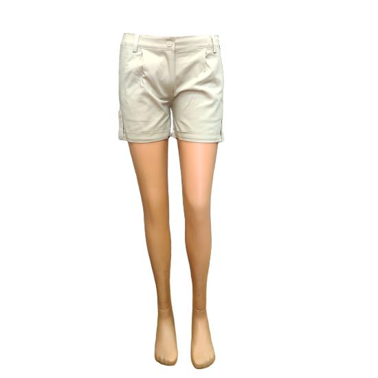 מכנסיים קצרים חאקי צופים אופנתי לבנות